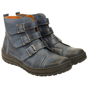 Kiki 1122 Boot Dark Blue