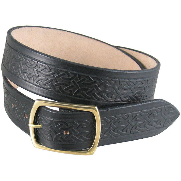 Celtic Belt Black