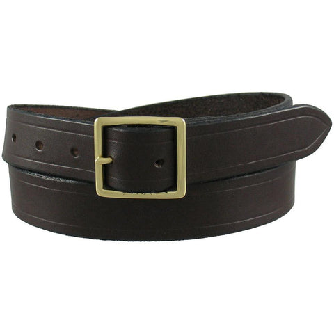 U09 Uniform Belt Chocolate
