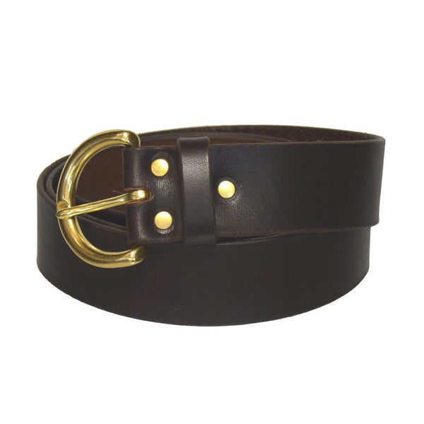 Fashion Belt - Dark Brown