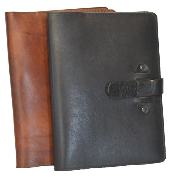 Journal - Large Black and Brown