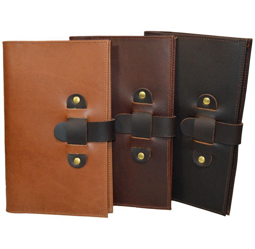 Leather Journal - Medium