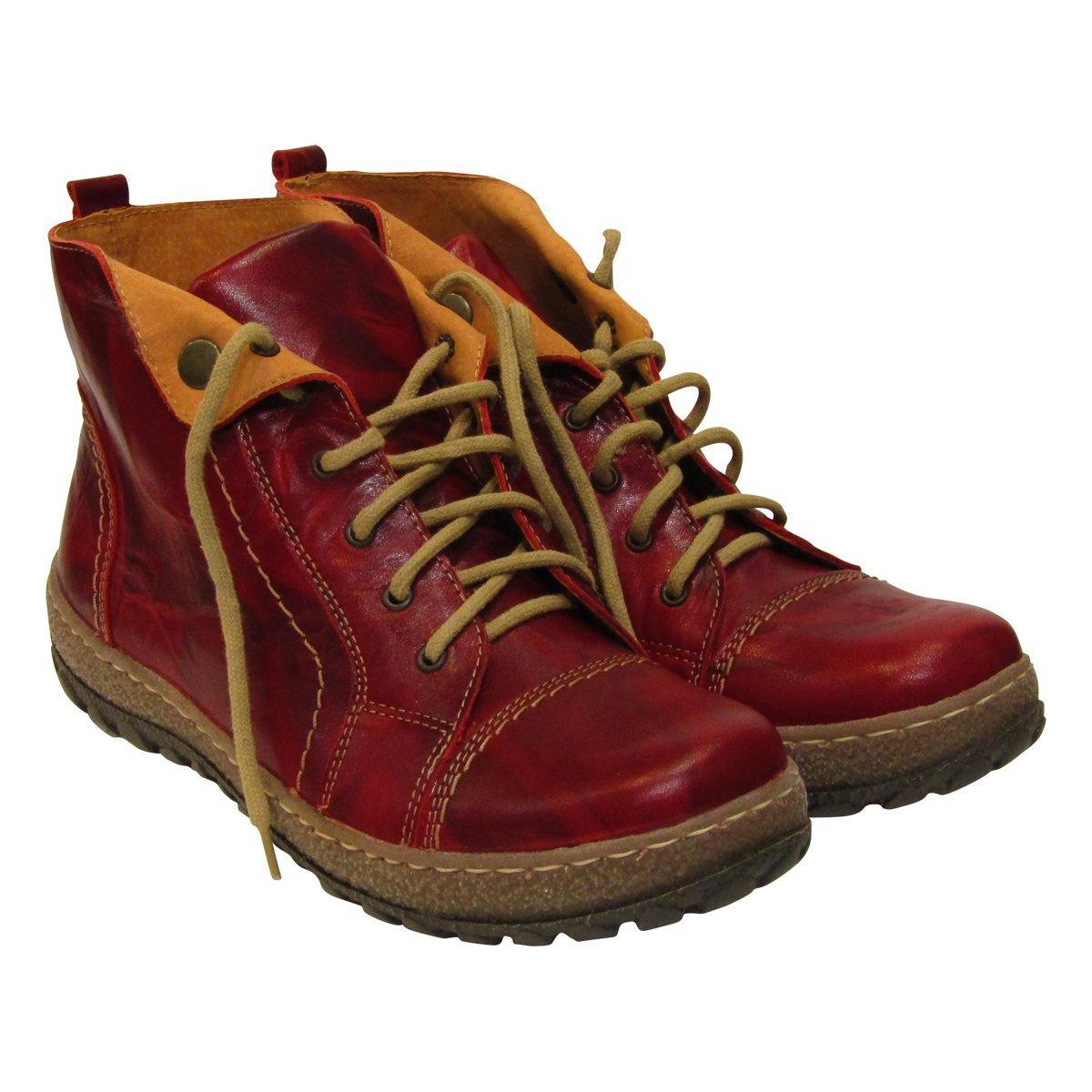 Kiki Boot - Red