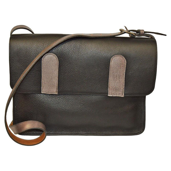 Large Satchel - Black