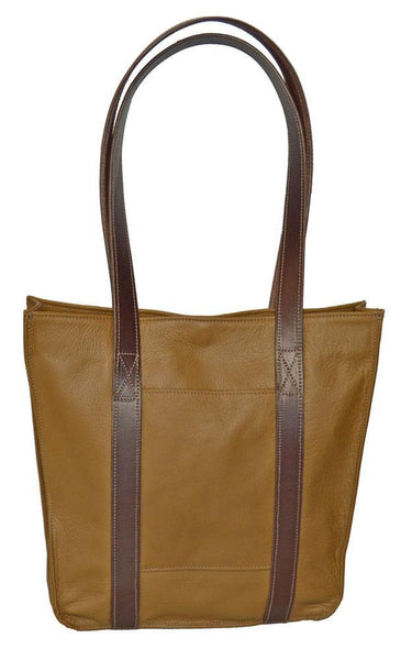 Strap Tote Olive - Tall