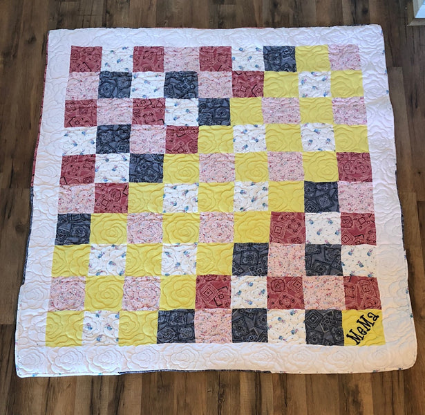 My Favorite Quilting Project!