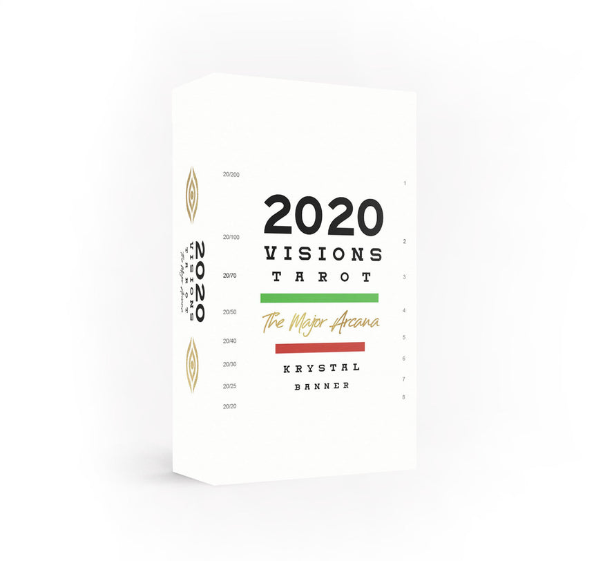 2020 Visions Tarot: The Major Arcana