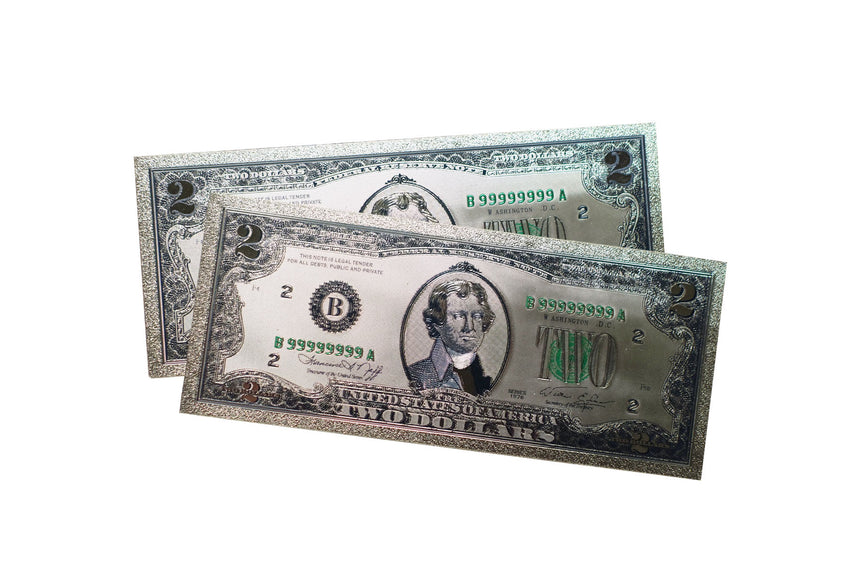 $2 Bill Bundle - Kaleidadope