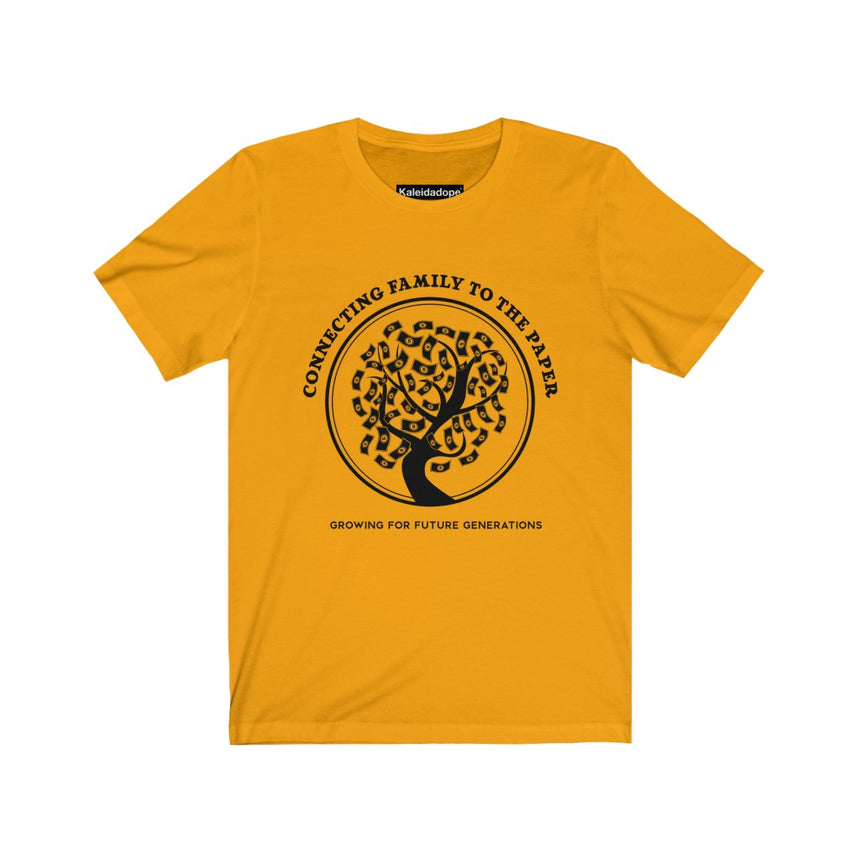 Money (Family) Tree Reunion Tee - Kaleidadope