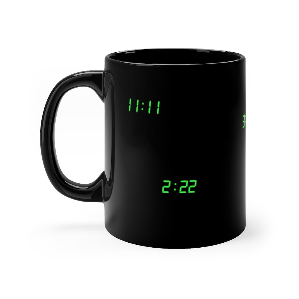 Angel Numbers Mug