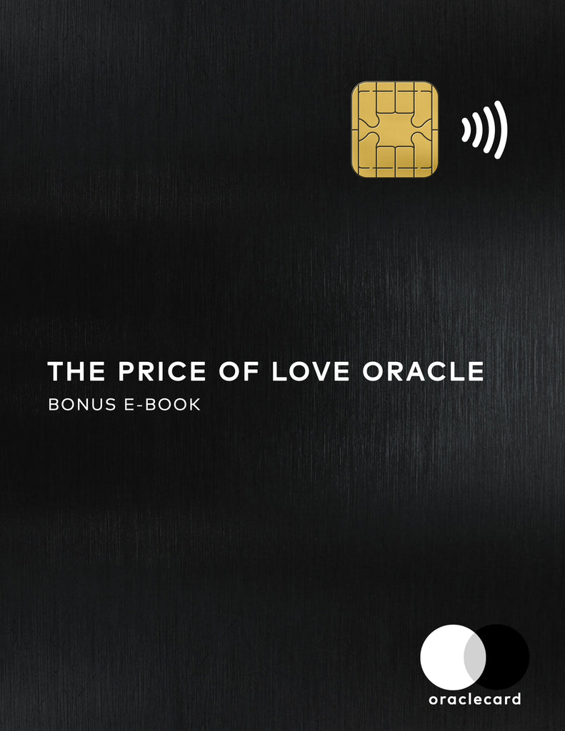 The Price of Love Oracle Bonus eBook - Kaleidadope