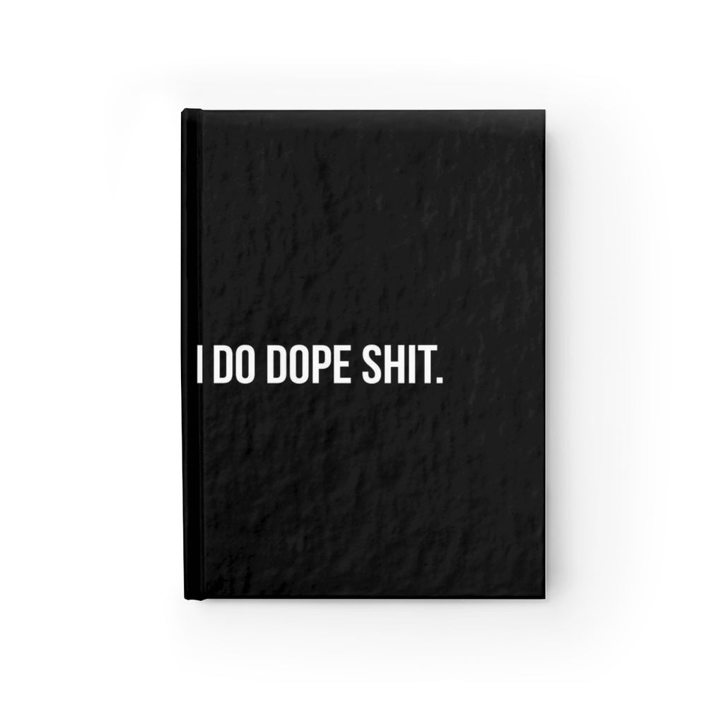 Dope Affirmation Notebook