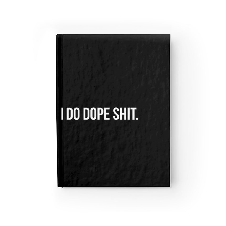 Dope Affirmation Notebook - Kaleidadope
