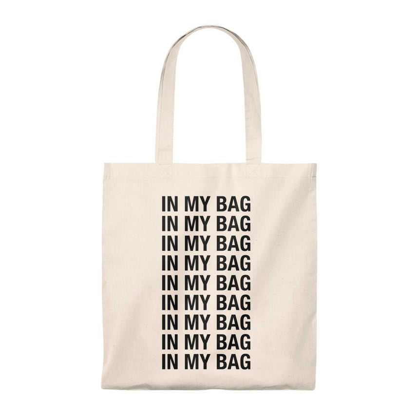In My Bag Tote - Kaleidadope