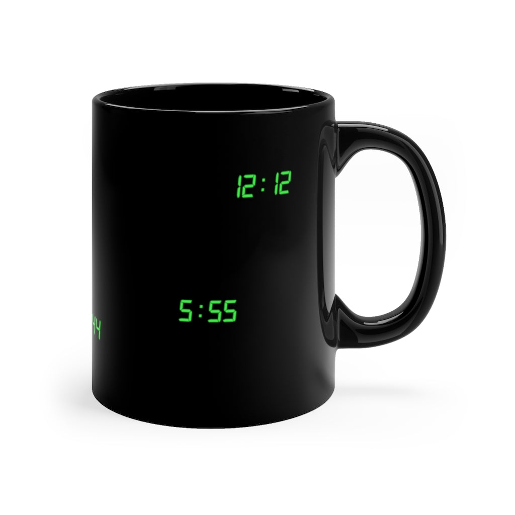 Angel Numbers Mug - Kaleidadope