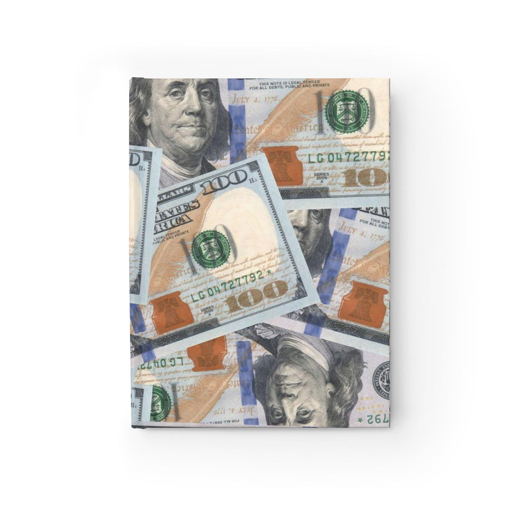 All About The Benjamins Notebook