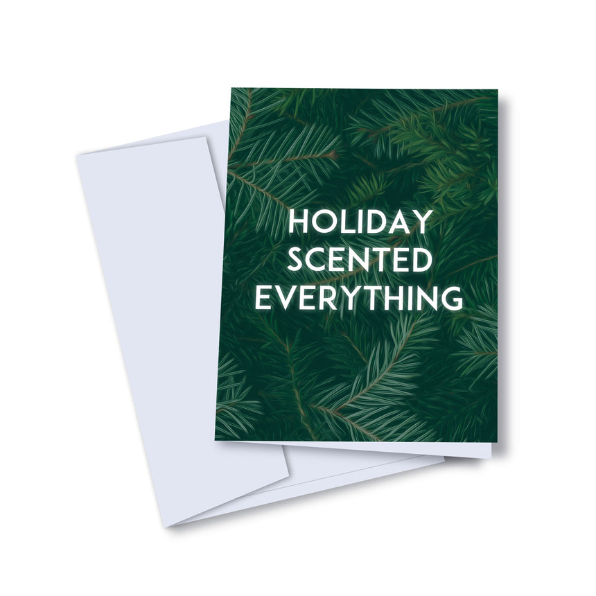 Holiday Scented Everything - Kaleidadope