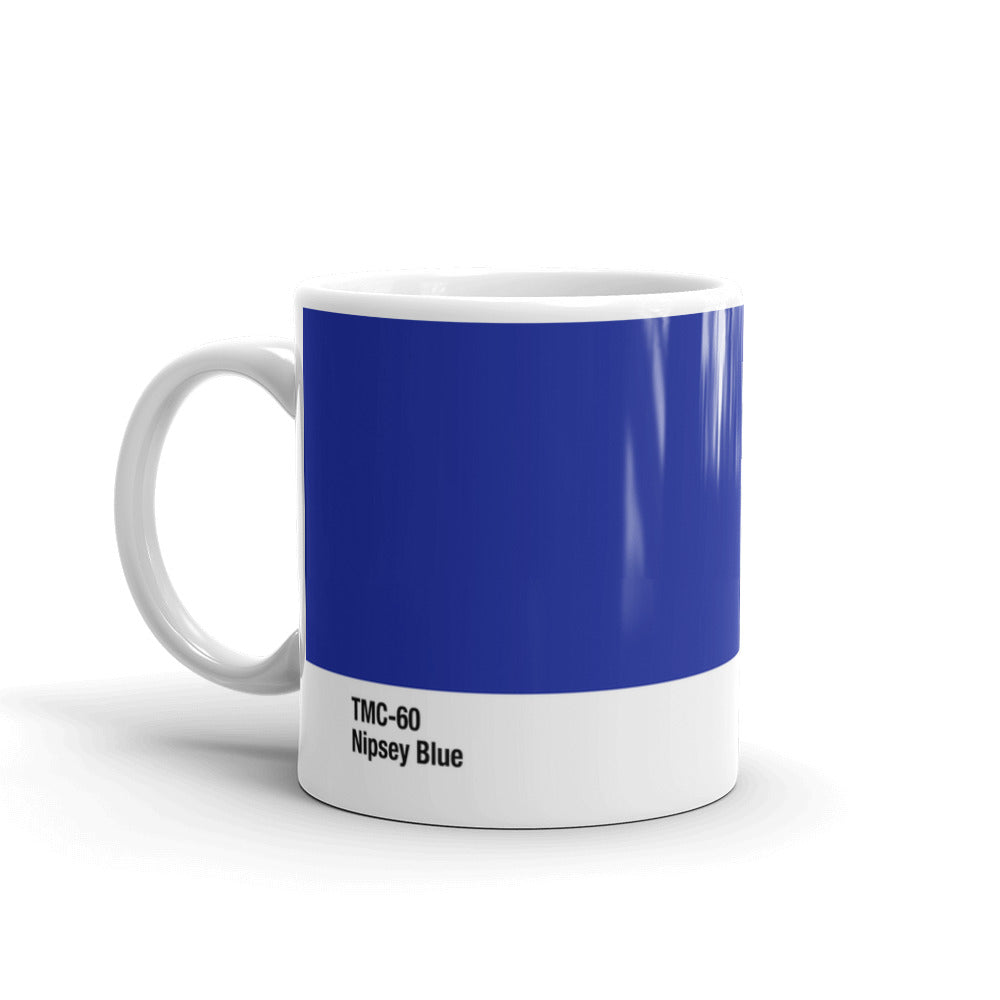 Nipsey Blue Swatch Mug
