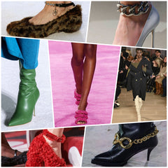 Fall Shoe Collage