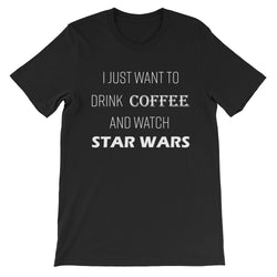 Coffee + Star Wars = Love (Men's)