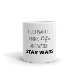 Coffee + Star Wars = Love Mug