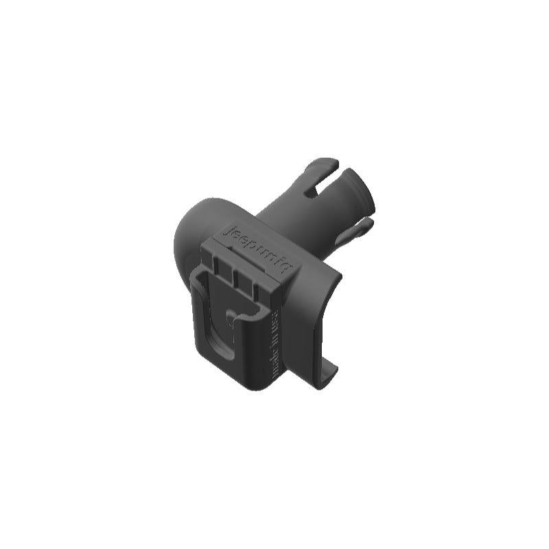 Yaesu FT-8800R HAM Mic Holder for Jeep JK 07-10 Grab Bar - Image 1