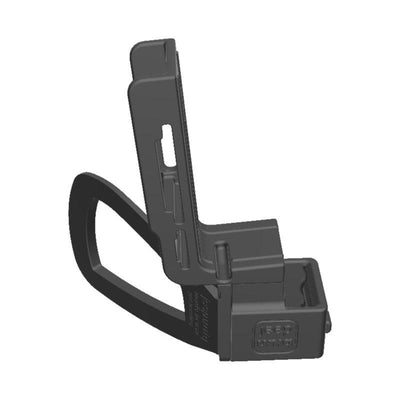 Baofeng BF-S112 HAM Mic + Rugged Radios RH-5R Radio Holder for Jeep JK 11-18 Grab Bar - Image 4