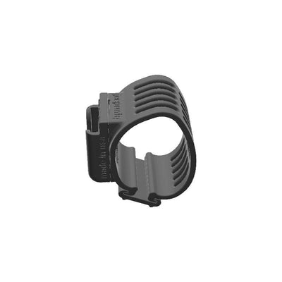 Cobra 75 WX CB Mic Holder Clip-on for Jeep JK 11-18 Grab Bar - Image 2