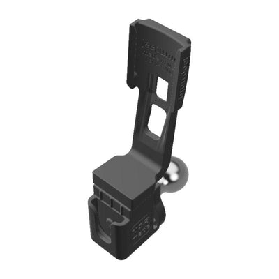 Yaesu FTM-350AR HAM Mic + Garmin InReach Mini SATCOM Holder with 20mm 67 Designs Ball - Image 1