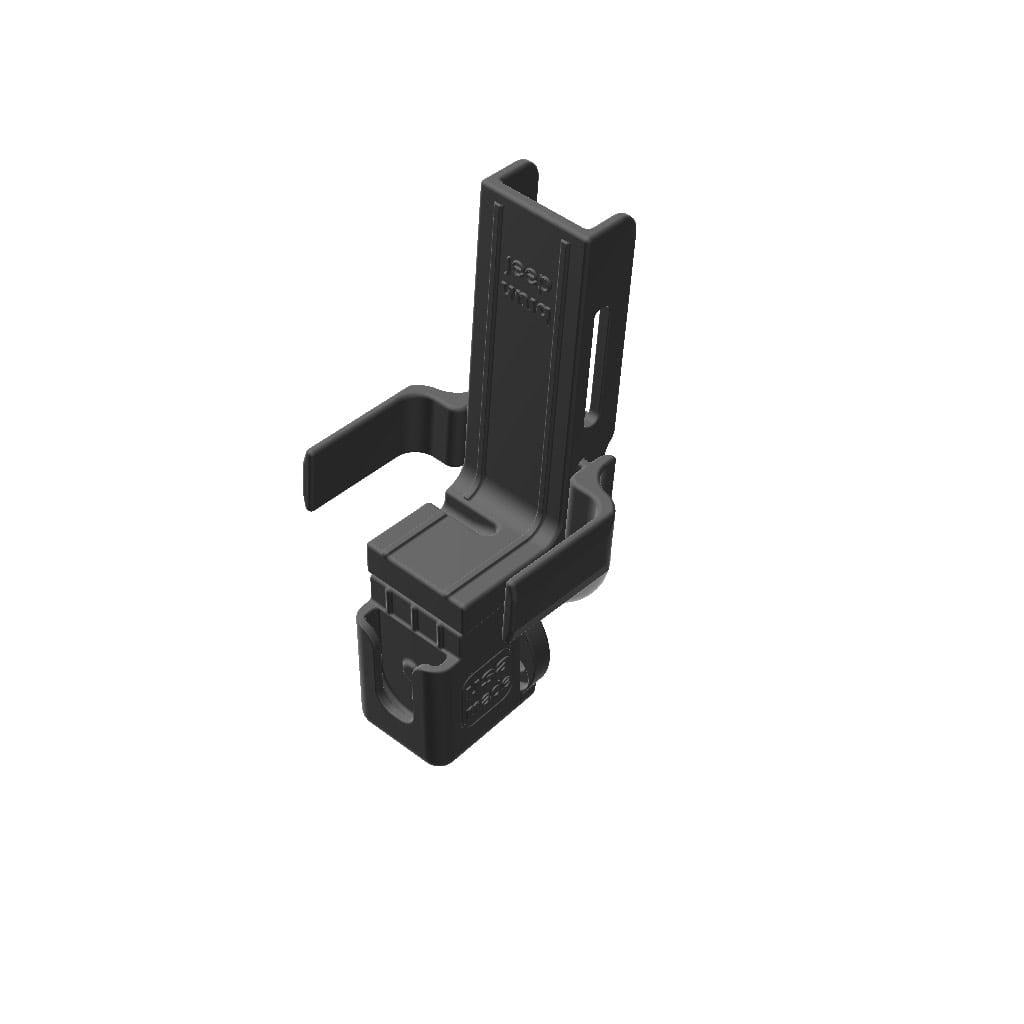 Cobra 75 WX CB Mic + Baofeng BF-F8HP Radio Holder with 20mm 67 Designs Ball - Image 1