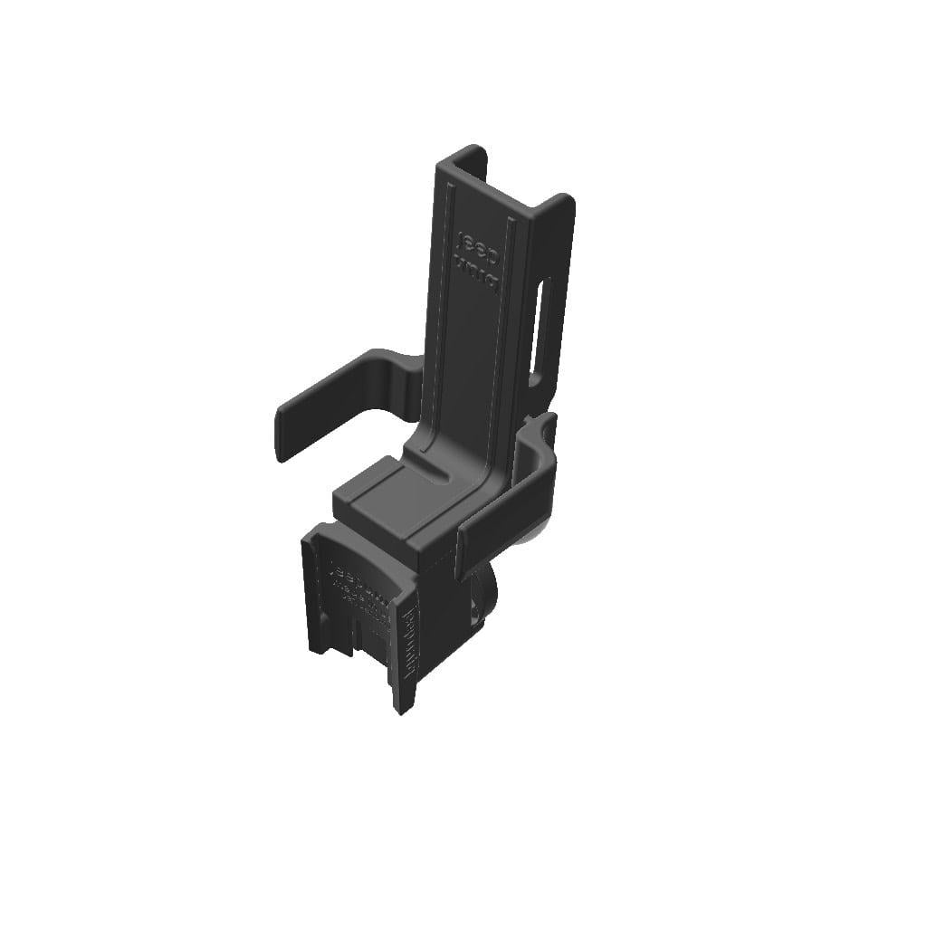 Garmin InReach Mini SATCOM SATCOM + Yaesu FT-2DR Radio Holder with 20mm 67 Designs Ball - Image 1