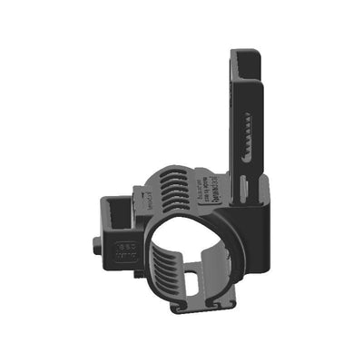 Wouxun SMO-001 HAM Mic + Baofeng GT-3MK2 Radio Holder Clip-on for Jeep JL Grab Bar - Image 3