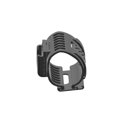 Cobra 75 WX CB Mic Holder Clip-on for Jeep JL Grab Bar - Image 3