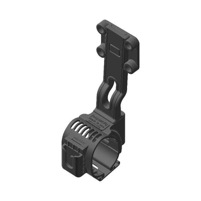 Uniden PRO510 CB Mic + Garmin InReach Explorer SATCOM Holder Clip-on for Jeep JL Grab Bar - Image 1
