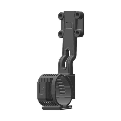 Yaesu FT-2900 HAM Mic + Garmin InReach Explorer SATCOM Holder Clip-on for Jeep JL Grab Bar - Image 2