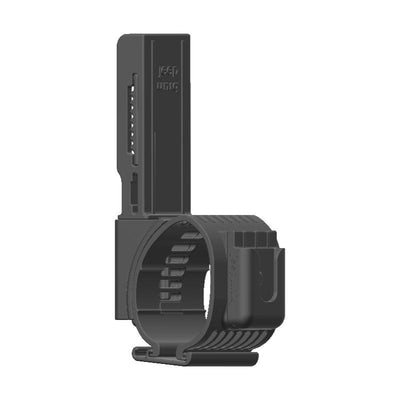 Yaesu FT-1900R HAM Mic + Connect Systems CS580 Radio Holder Clip-on for Jeep JL Grab Bar - Image 2