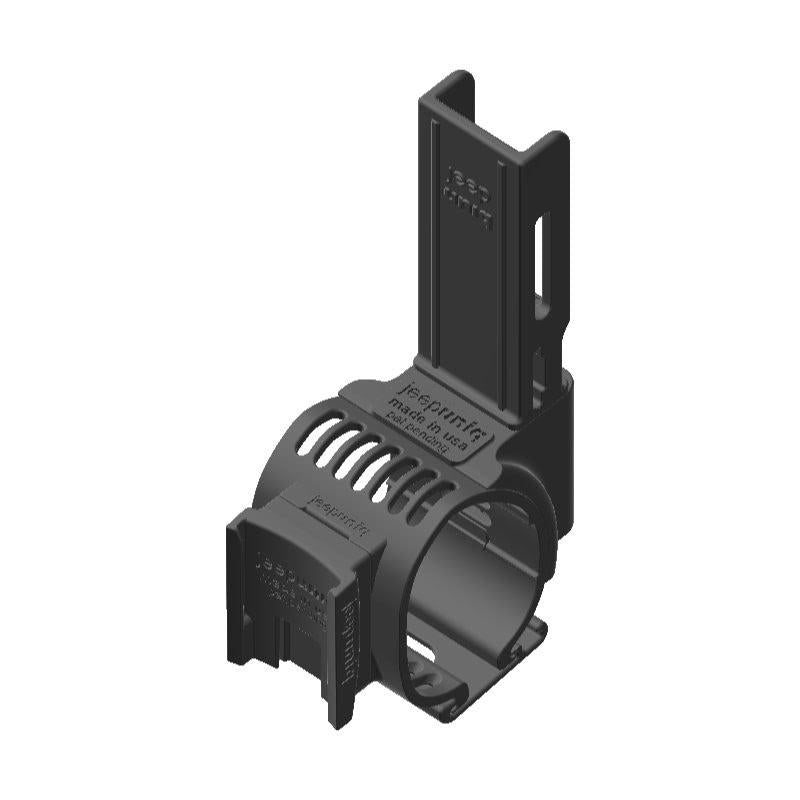 Garmin InReach Mini SATCOM SATCOM + Midland GXT1000 Radio Holder Clip-on for Jeep JL Grab Bar - Image 1