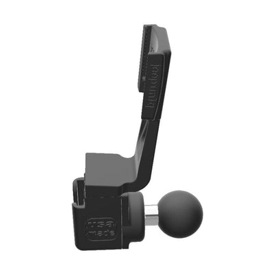 Uniden BEARCAT 980 CB Mic + Garmin InReach Mini SATCOM Holder with 1 inch RAM Ball - Image 2