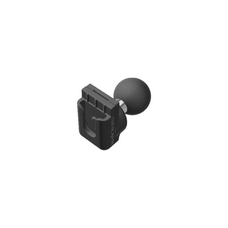 Cobra 75 WX CB Mic Holder with 1 inch RAM Ball - Image 1