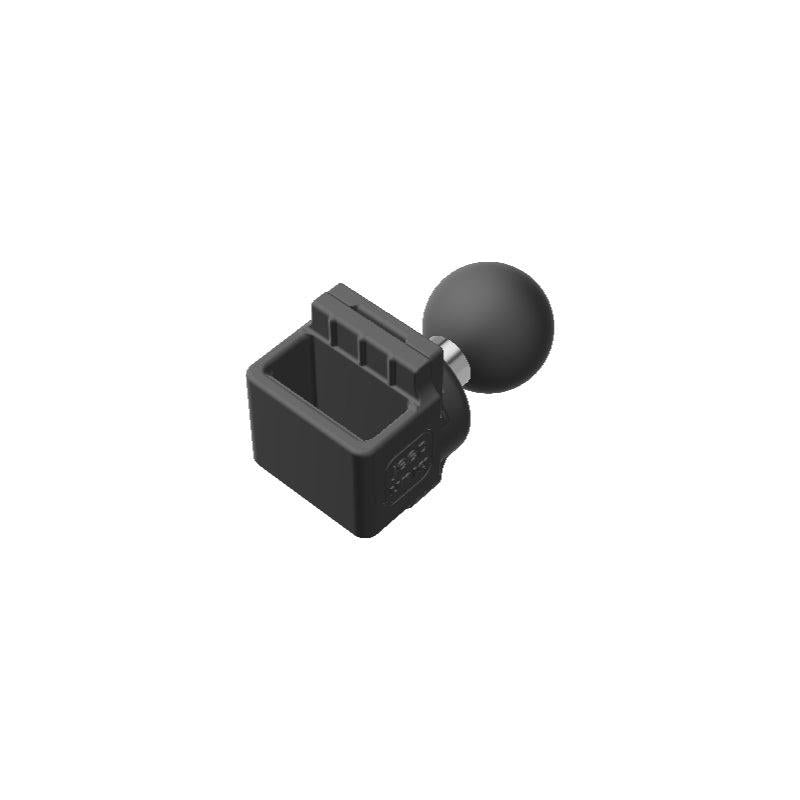 Midland 75-822 CB Mic Holder with 1 inch RAM Ball - Image 1
