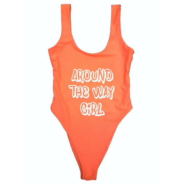 AROUND THE WAY GIRL
