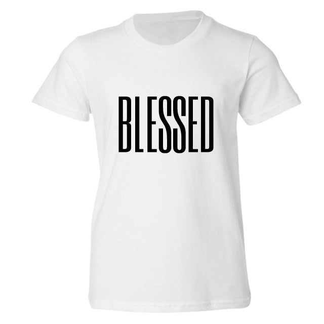 BLESSED T-SHIRT – KIDS