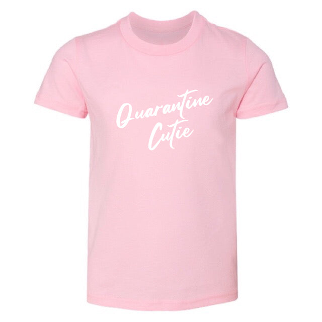 QUARANTINE CUTIE T-SHIRT – KIDS