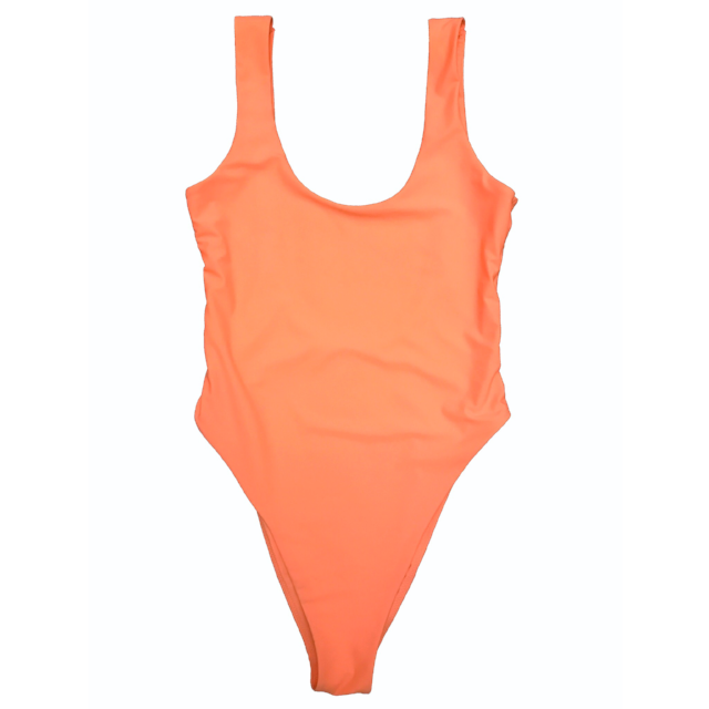 CORAL (BLANK SWIMSUIT)