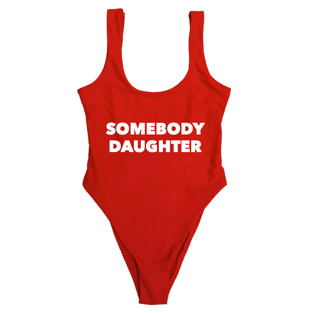 SOMEBODY DAUGHTER