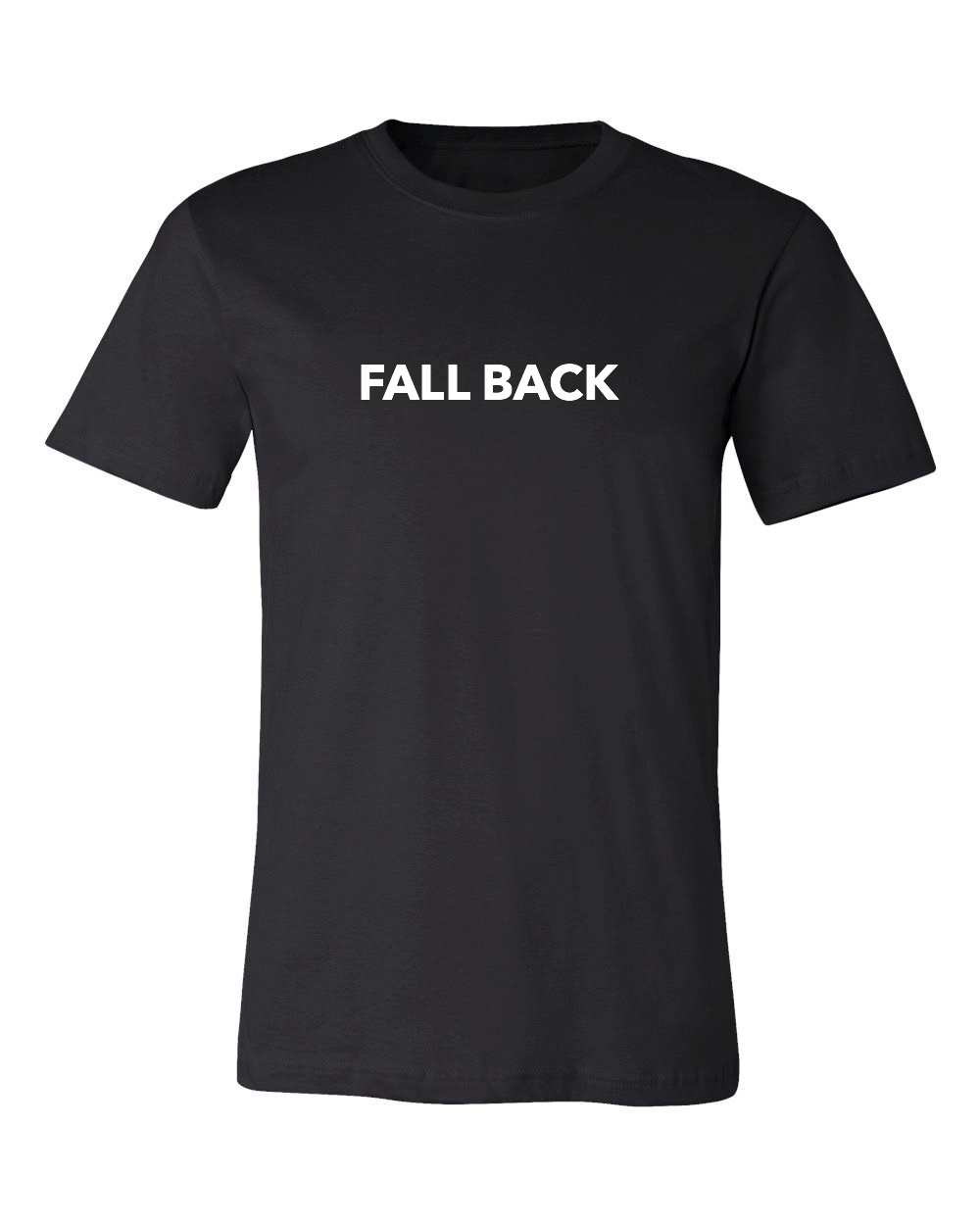 FALL BACK T-SHIRT