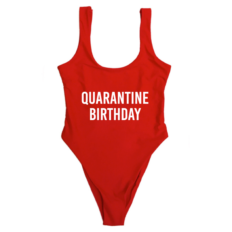QUARANTINE BIRTHDAY