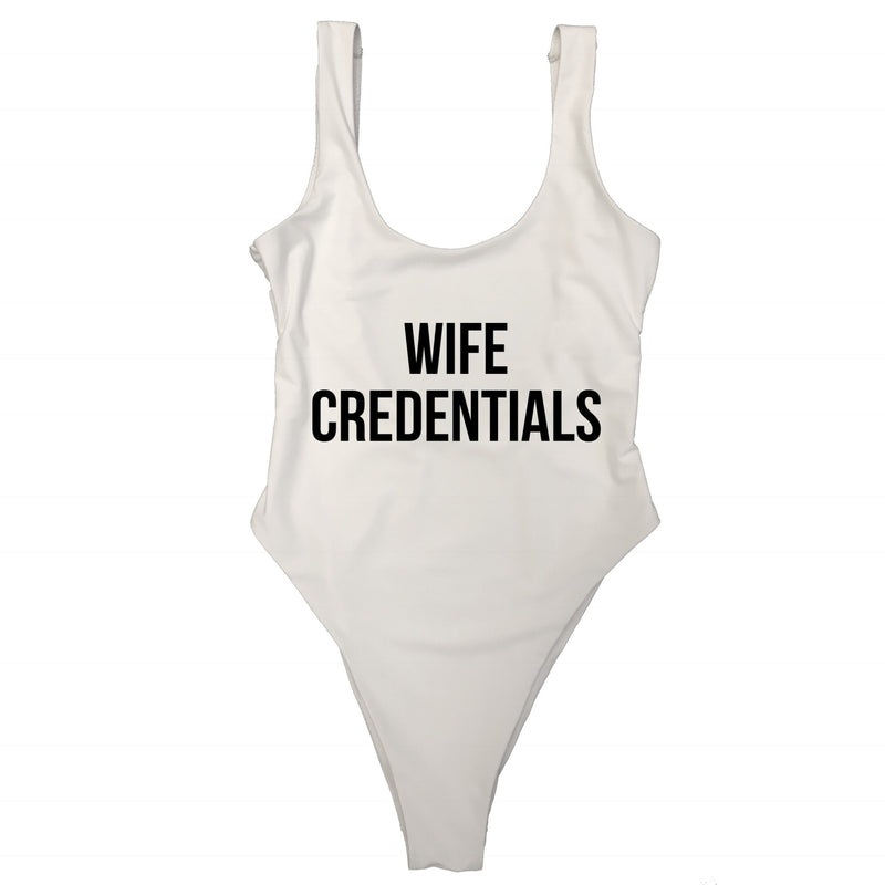 WIFE CREDENTIALS