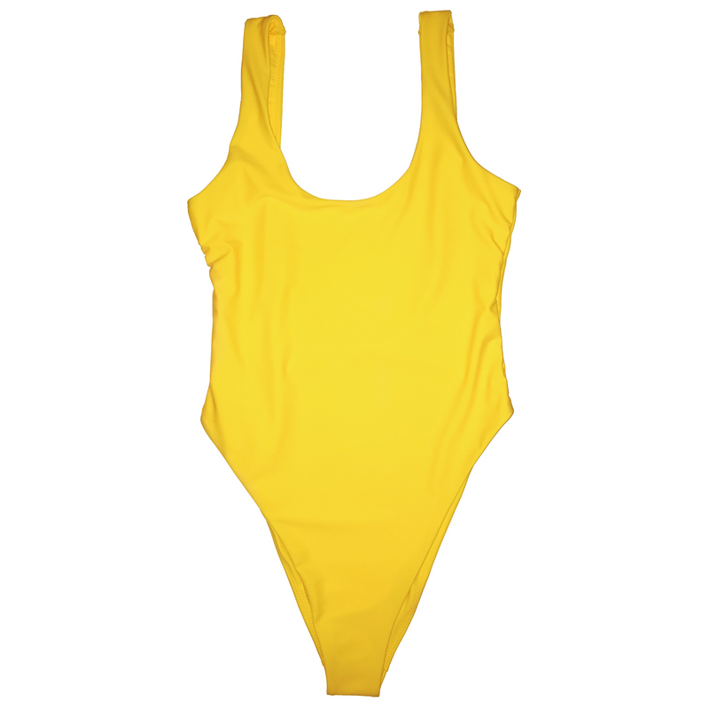 YELLOW (BLANK SWIMSUIT)
