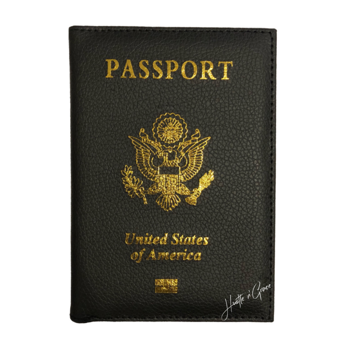 USA PASSPORT COVER